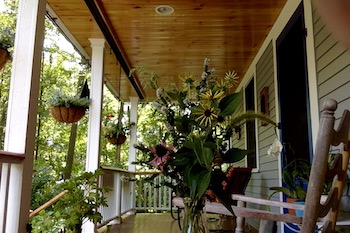 porch of porches